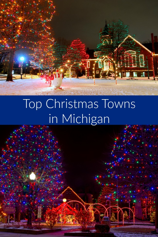Christmas Michigan.Top Christmas Towns In Michigan Creative Cynchronicity