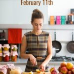 Weekly Meal Plan February 11 to 17