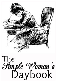 simple woman daybook