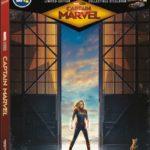 Captain Marvel Exclusive Collectible SteelBook