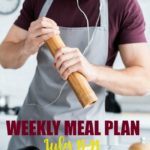 Weekly Menu Plan – July 15-21