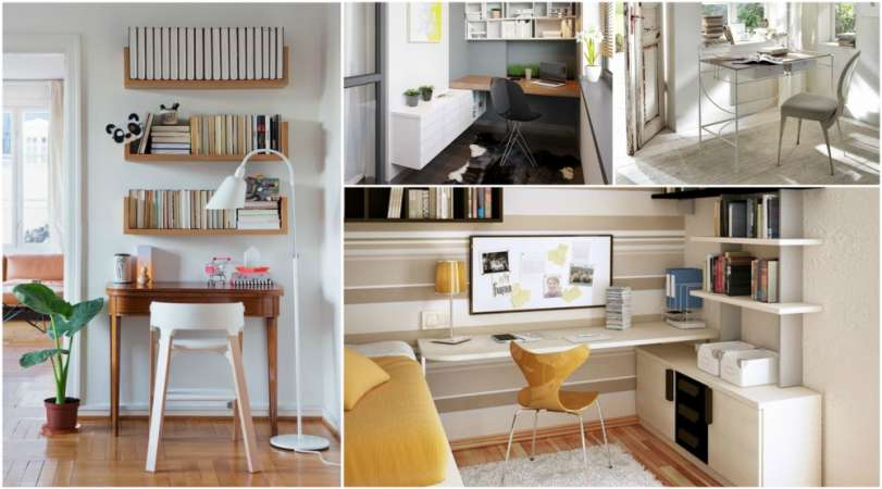 17 Small Office Space Ideas To Inspire You