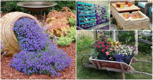 creative landscaping ideas