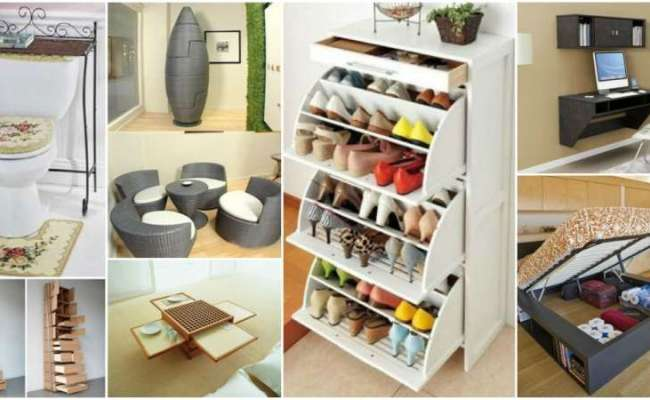 17 Smart Space Saving Ideas Creativedesign Tips Part 4