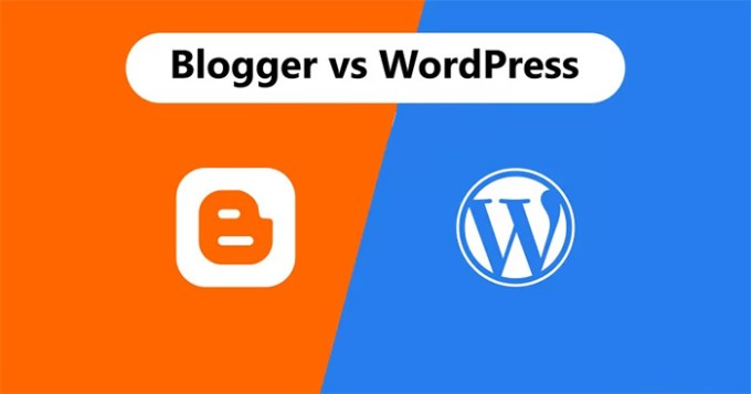 Which One is Better to Start a Blog: Blogger or WordPress?