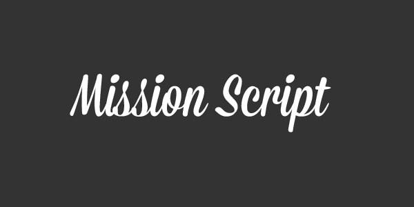 Mission scripts