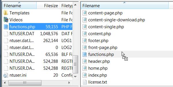 upload fresh version of file