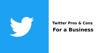 Twitter Pros & Cons For a Business