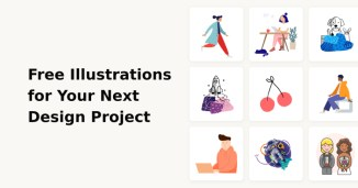 18+ Best Spots to Find Free Illustrations for Your Next Design Project