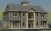 Two Story Office Building Design | Joy Studio Design ...