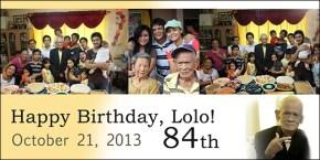 Lolo-84thBday