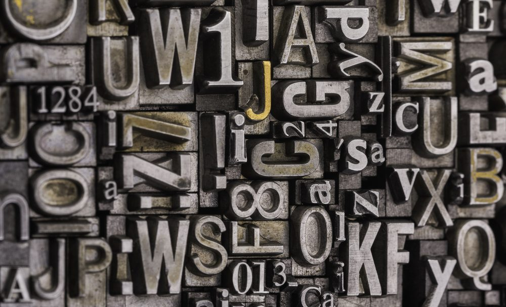 Choosing the perfect typography for your brand