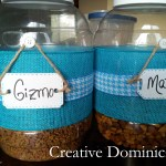 Diy Pet Feeding Station Creative Dominican