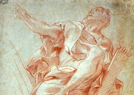 A prophet, Carlo Maratta, 1625 - 1713 © The McManus