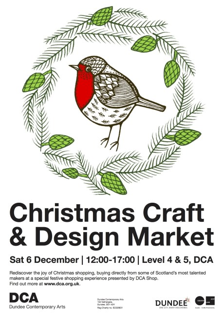 Christmas Craft & Design Market