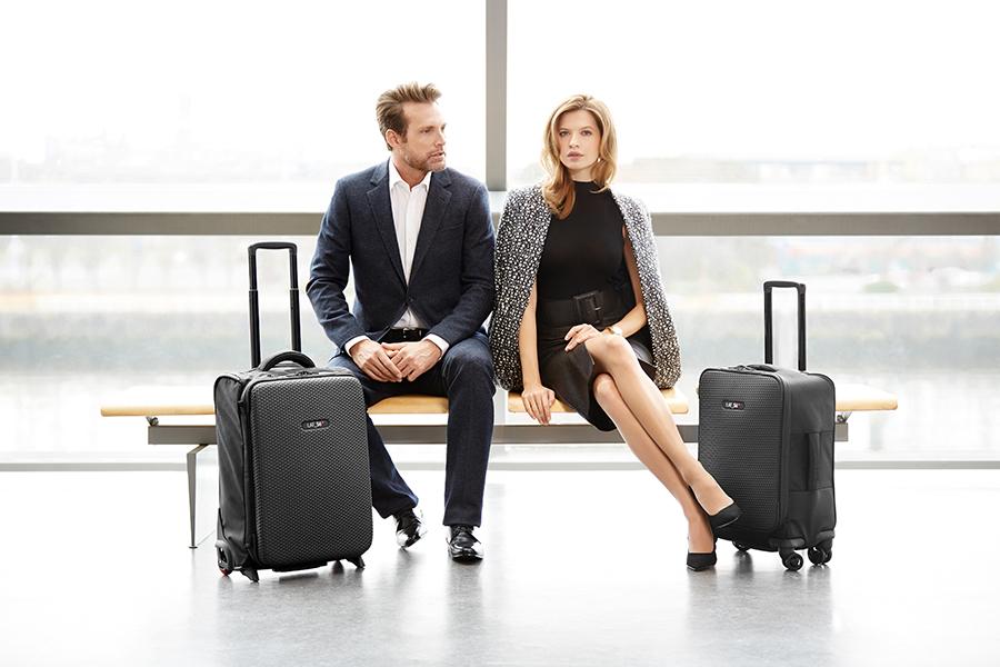 Dundee brand Lat 56 produce luxury, durable luggage.