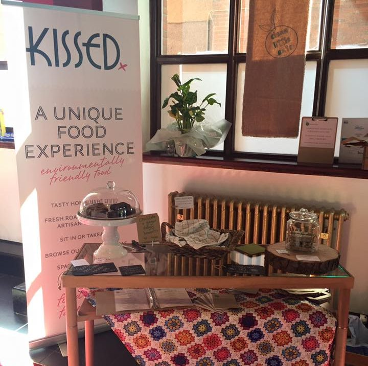 Clean Little Eats at Kissed