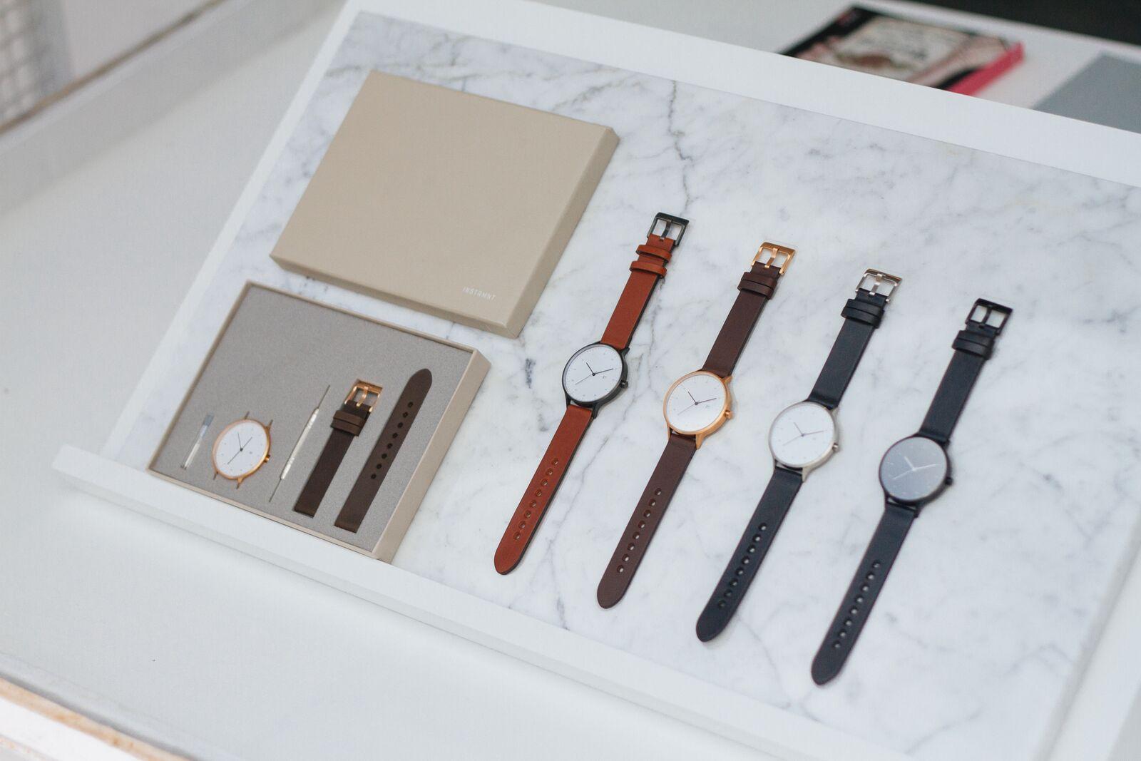 Instrmnt watches