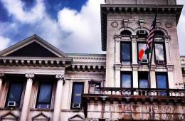 City Hall Jersey City