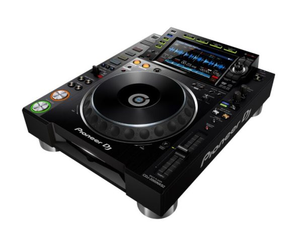 CDJ2000NXS2 Multi-Format USB DJ Controller for rekordbox DJ2