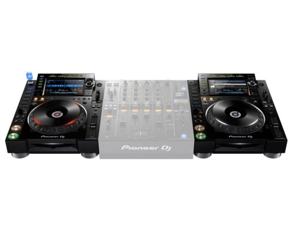 CDJ2000NXS2 Multi-Format USB DJ Controller for rekordbox DJ4