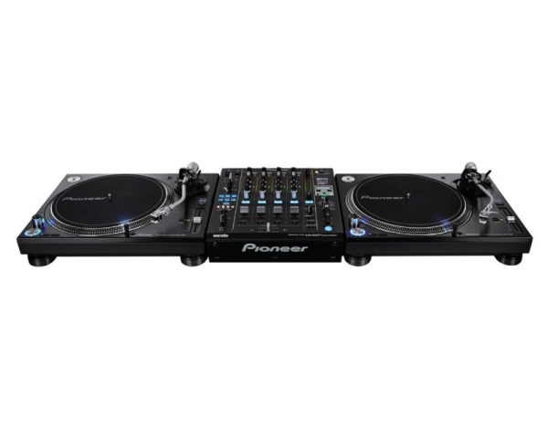 PLX1000 PRO DJ Direct Drive Turntable Black2