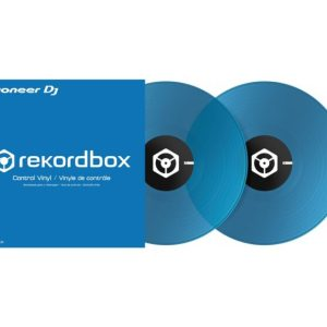 RBVD1CB Control Vinyl Clear Blue for PLX5001000 (PAIR)