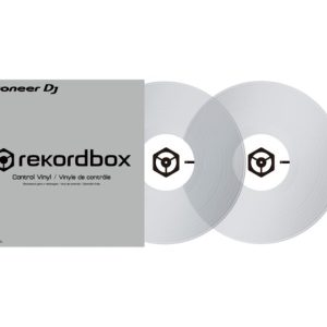 RBVD1CL Control Vinyl Clear for PLX5001000 (PAIR)