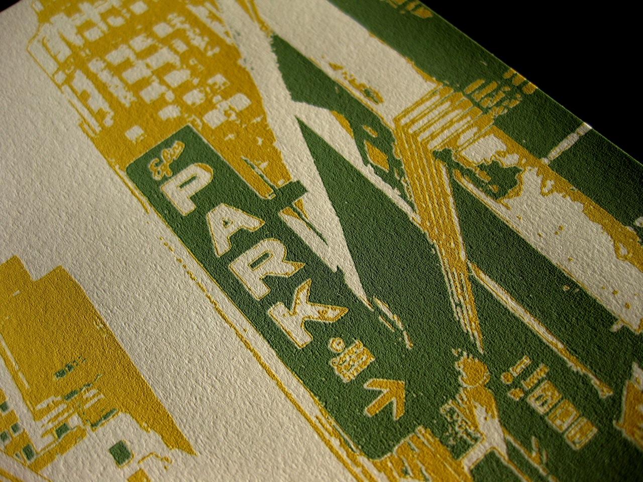 silkscreen detail