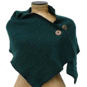 Vintage Creations cashmere wrap