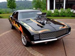 1969 Chevrolet Camaro SS Show Muscle Car