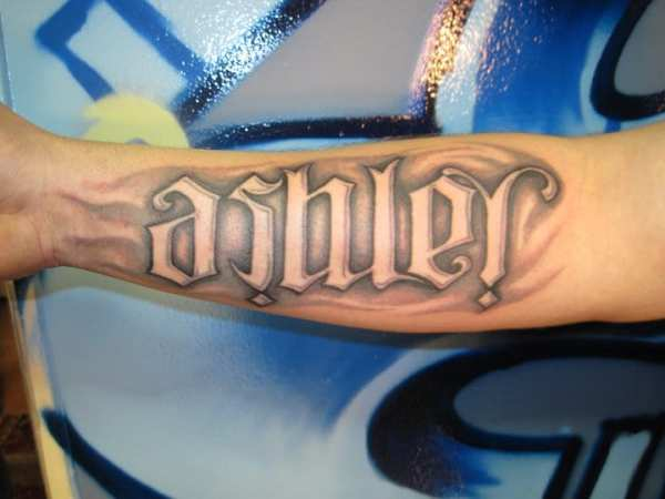 20 Names Tattoos For Men Ideas And Designs