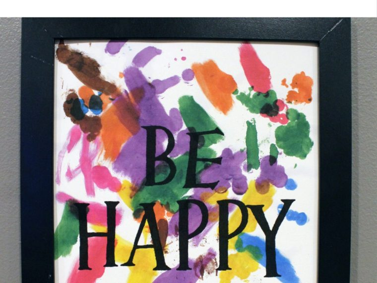 Print Quotes On Toddler Art