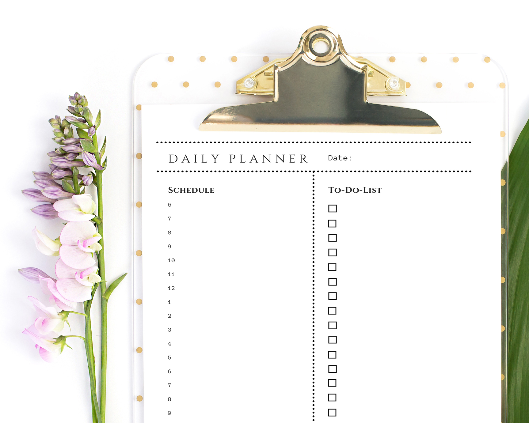 The Ultimate Free Planner Printable Goals Gratitude And