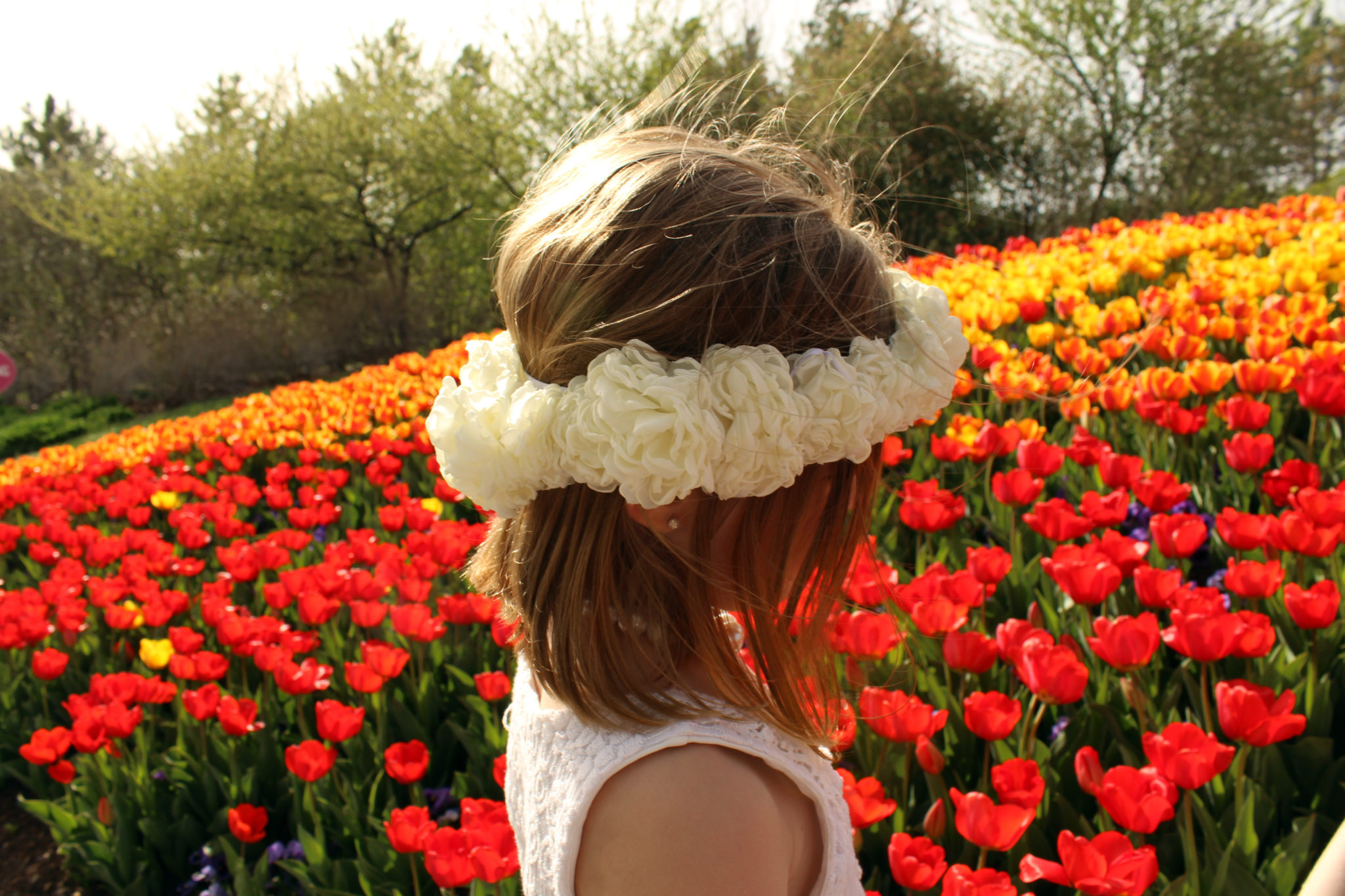 How To Make A Flower Crown Headband A Simple Diy Tutorial