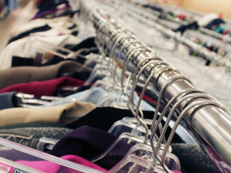 Tips and Tricks to thrift store shopping