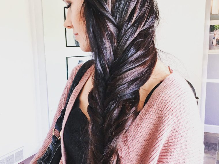 Healthy Fall Hair Hacks