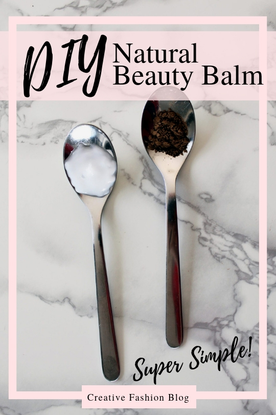 How to make your own natural beauty balm beauty recipe