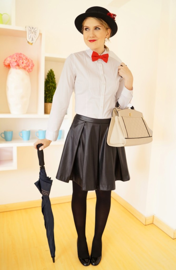 DIY Halloween costumes mary poppins