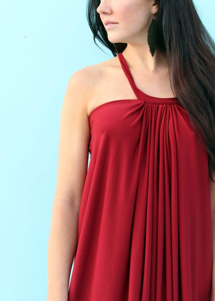 DIY Tent Dress maxi Dress