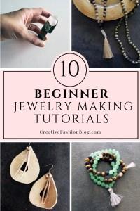 10 jewelry making tutorials