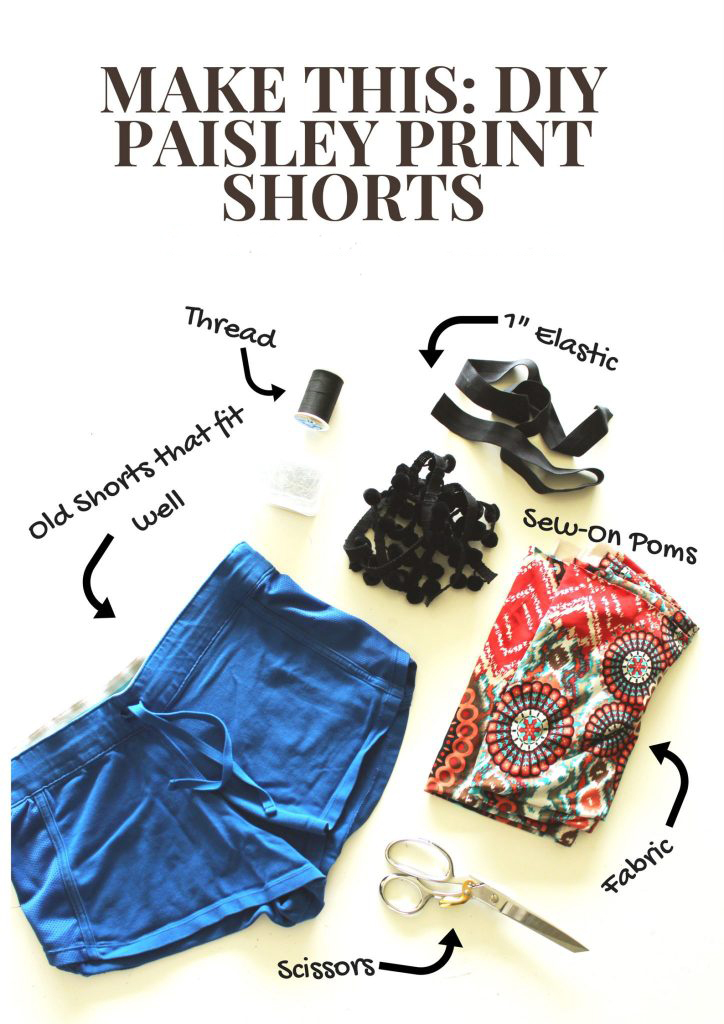 DIY-These-Printed-Boho-Shorts-with-this-Complete-simple-Tutorial
