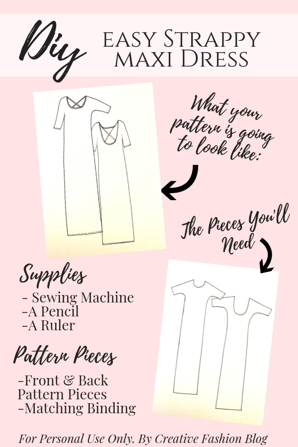 page 1 diy maxi dress