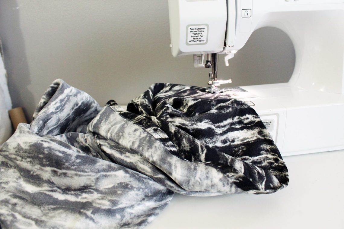 How to make a silk asymmetrical top. new pattern shirt design