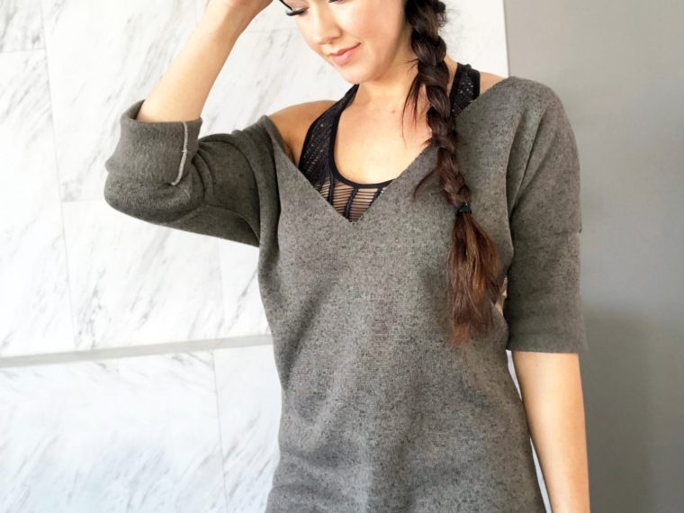 How to make your own DIY sweater from scratch easy beginner sewing tutorial..