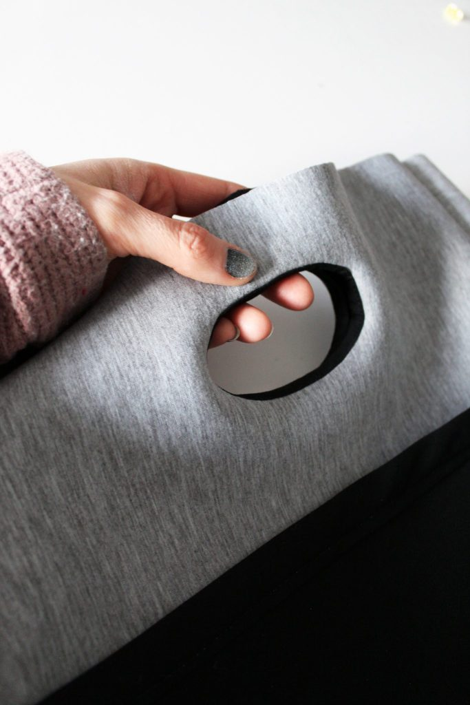 How to make a neoprene tote from scratch