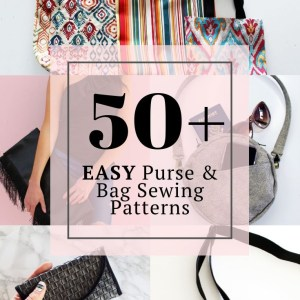 50 Bag Sewing patterns in 2019
