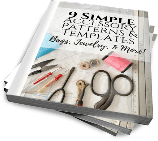 bag sewing patterns in a simple ebook
