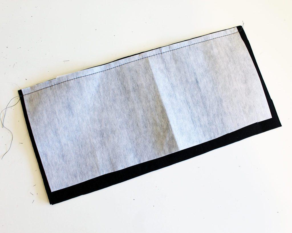 Canvas DIY Messenger Bag instructions 14