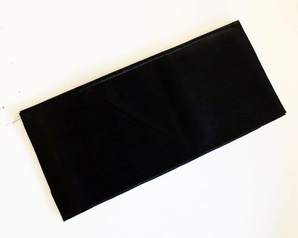Canvas DIY Messenger Bag instructions 5